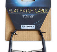 ROCKBOARD RBOCABPC F10 BLK FLAT PATCH CABLE