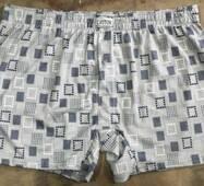 Мужские шорты (семейные трусы батал 5,6,7) Марка «CASTOM» арт.58003