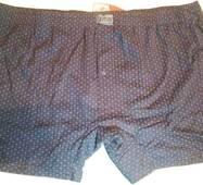 Мужские шорты (семейные трусы батал 5,6,7) Марка «CASTOM» арт.58001