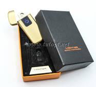 USB зажигалка Classic Lighter и сенсорным включением XF-D401