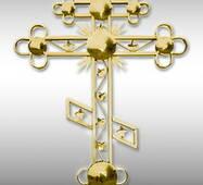 Крест накупольный КС8-02