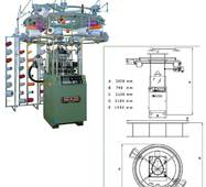 Машины для изготовления бесшовного белья  MERZ  Германия