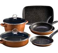 Набор посуды Delimano Stone Legend CopperLUX Master