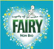 Fairy NON BIO Пральний порошок 30 прань 1,95 кг Англія