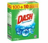 Dash Даш пральний порошок універсальний 7,15 кг 110 прань оригінал