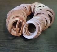 Прокладка для фланцевых соединений ДУ15 (50х22х2)