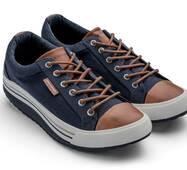 Кеды Walkmaxx Comfort 4.0   38 Длина стопы 25 см  Темно-синий