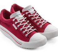 Кеды Walkmaxx Comfort 4.0   40 Длина стопы 26 см  Красный