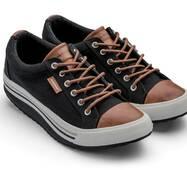 Кеды Walkmaxx Comfort 4.0   42 Длина стопы 27,5 см  Черный