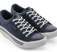 Кеды Walkmaxx Comfort 4.0   44 Длина стопы 28,5 см  Синий