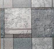 Обои бумажные влагостойкие Орион  серый 2168