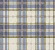 Обои бумажные влагостойкие Шотландка бежевый 2160