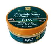Масло календули для потрісканих ступень Health&Beauty Calendula Butter for Cracked Feet 100 мл.