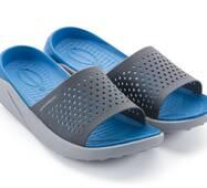 Шлепанцы Walkmaxx Fit 4.0   39 Длина стопы 24,5 см  Синий