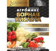 Агромікс «Борна кислота» за 10 г