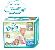 Памперсы Дада Dada Extra Soft 5 Junior 39 шт.