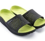 Шлепанцы Walkmaxx Fit 4.0   40 Длина стопы 25 см  Зелёный