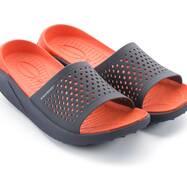 Шлепанцы Walkmaxx Fit 4.0   39 Длина стопы 24,5 см  Красный
