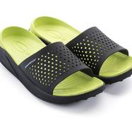 Шлепанцы Walkmaxx Fit 4.0   42 Длина стопы 26 см  Зелёный