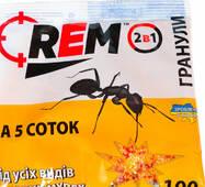 REM от муравьев  за 100 г