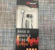 Наушники вакуумные с микрофоном / М-039