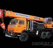 Автокран Клинці КС-55713-1К-1 на базі КАМАЗ-65115 працює на метані купити в Україні
