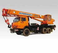 Автокран Клинці КС-55713-1К на базі КАМАЗ-65115 купити в Миколаєві