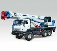 Автокран Клинці КС-55713-5К-3 на базі КАМАЗ-43118 купити в Херсоні