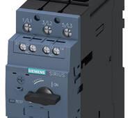 Автоматический выключатель для защиты электродвигателя, 3RV2031-4DA15, Siemens