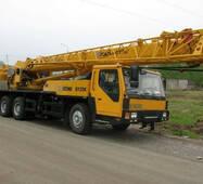 Автокран XCMG-QY25K купити в Ужгороді