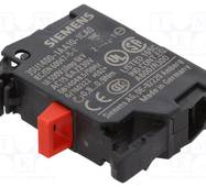 Контактний модуль з 1НЗ контактом, 3SU1400-1AA10-1CA0, Siemens