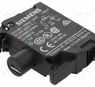 Модуль подсветки с интегрированным светодиодом, 3SU1401-1BB40-1AA0, Siemens