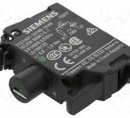 Модуль підсвічування з інтегрованим світлодіодом 230В AC, зелене світло, 3SU1401-1BF40-1AA0, Siemens
