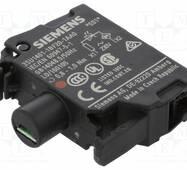 Модуль підсвічування з інтегрованим світлодіодом 230В AC, червоне світло, 3SU1401-1BF20-1AA0, Siemens