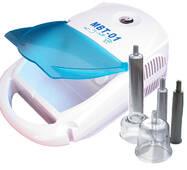 Апарат МВТ-01 для вакуумного масажу