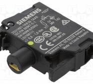 Модуль подсветки с интегрированным светодиодом, 3SU1401-1BB30-1AA0, Siemens