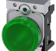 Световой индикатор 3SU1152-6AA40-1AA0, Siemens