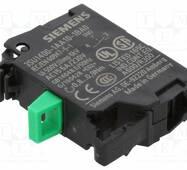Контактный модуль с 1НО контактом, 3SU1400-1AA10-1BA0, Siemens