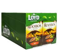 Чай в пакетиках Loyd Rooibos Pure Sense, 2г*20шт, 8 уп