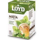 Чай в квадратных пакетиках Loyd Мята, 2г*20шт