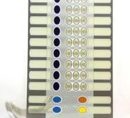 Клавиатура мембранная, панель, Saeco, 0871.620