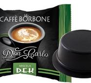 Кофе в капсулах Borbone Verde / Dek