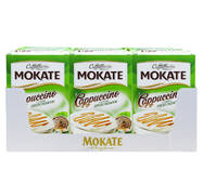 Капучіно Mokate Сaffetteria Cappuccino  Hazelnut, 15г*10 шт, 9 уп.