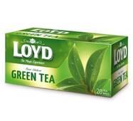 Чай в пакетиках Loyd, Green Tea, 1,5г*20шт