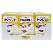 Капучіно Mokate Сaffetteria Cappuccino Vanilla, 15г*10шт, 9 уп.