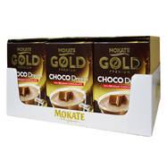 Шоколад Mokate Gold Premium Choco Dream, бельгийский шоколад, 25г*8шт., 9 уп.