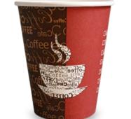 """Бумажный стаканчик для вендинга """"Ред"""", 175 мл"""