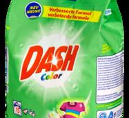 Пральний порошок  Dash Color колор 15 ст 975 г