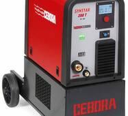 Трьохфазний синергетичний зварювальний напівавтомат SYNSTAR 200 T купити в Рівному