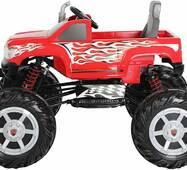 Електромобіль Rollplay Monster Truck 24V (колір - red)